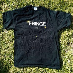Fringe TV Series 2008 Promotional T-shirt MEDIUM